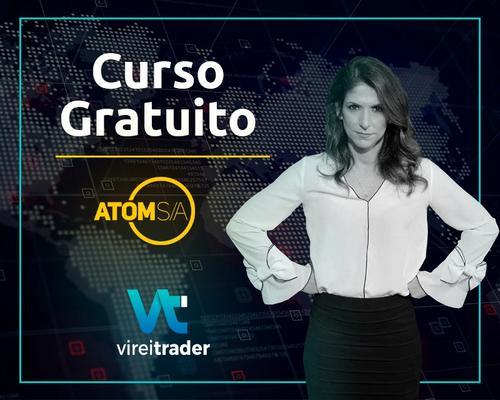 ATOM S/A - CURSO BOLSA DE VALORES 100% GRATUITO